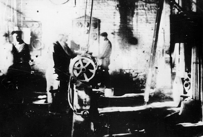 Мастерские 1910