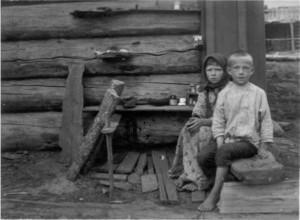 крестьянские дети (Заметки из детства (тетрадь 2))