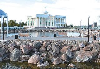 Дом Дружбы Кокшетау. Фото Айбека ДАНЬЯРОВА