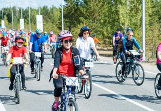 VI благотворительный велопробег Burabike 2018