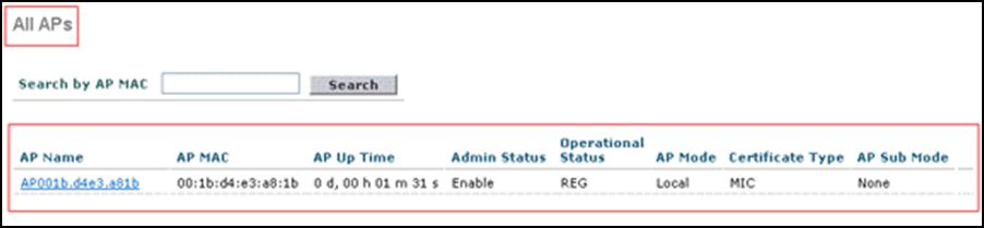 Настройка Cisco Wireless LAN Controller и Cisco Lightweight Access Point